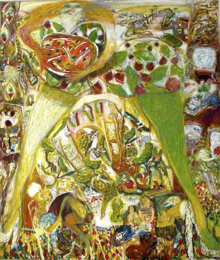 Peintures de 67 à 2008